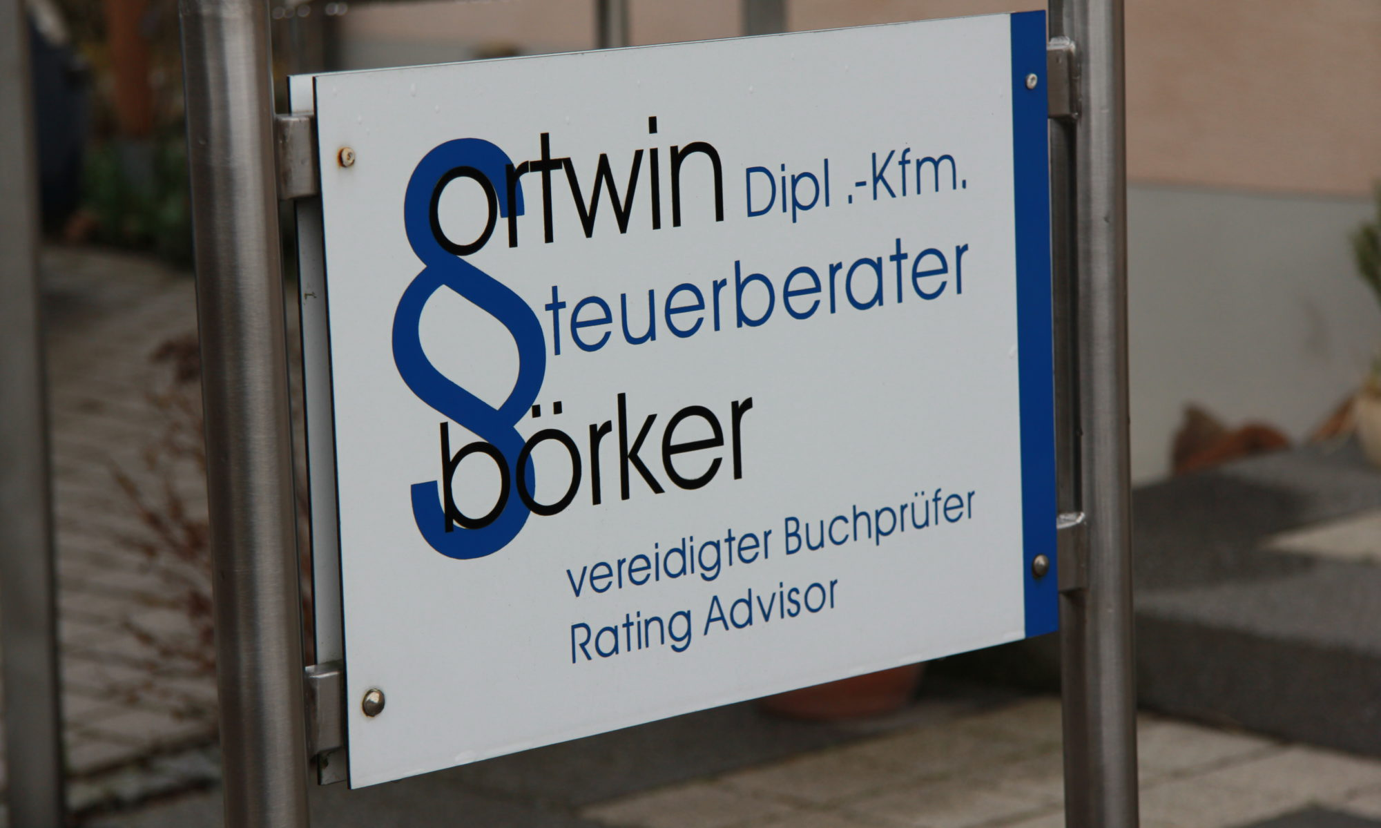 Steuerbüro Börker